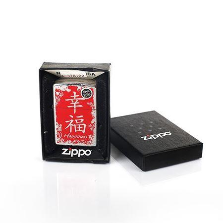 图片 Zippo214幸运草