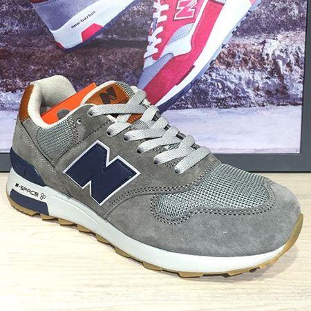NEW·BARLUN纽巴伦 男式运动鞋 N73614501-2