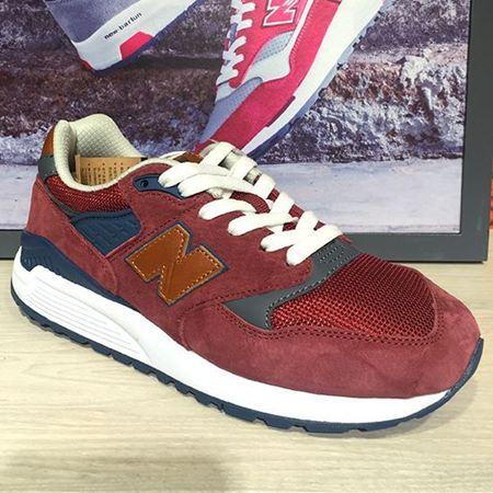 NEW·BARLUN纽巴伦 男式运动鞋 N73614502-3