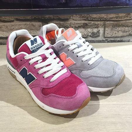 NEW·BARLUN纽巴伦 女式运动鞋 N73624501