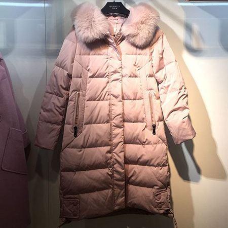 玛玮丝羽绒服 粉色/灰色/黑色 三色可选【8.8折特惠】