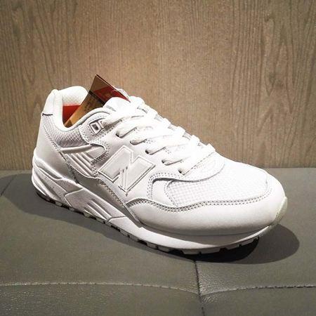 纽巴伦男士复古鞋N72714537-2 全白