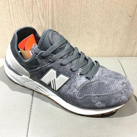 纽巴伦男式复古鞋 N71714561 两色可选