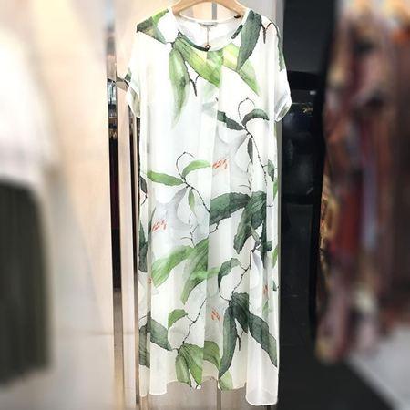 慕托丽 2017夏季新款 连衣裙 MQ2122459609W020