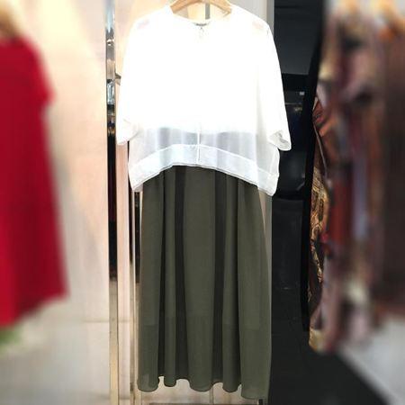 慕托丽 2017夏季新款 连衣裙MQ2122014809W027