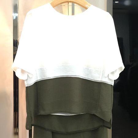 慕托丽 2017夏季新款 上衣MQ21S2024809W030