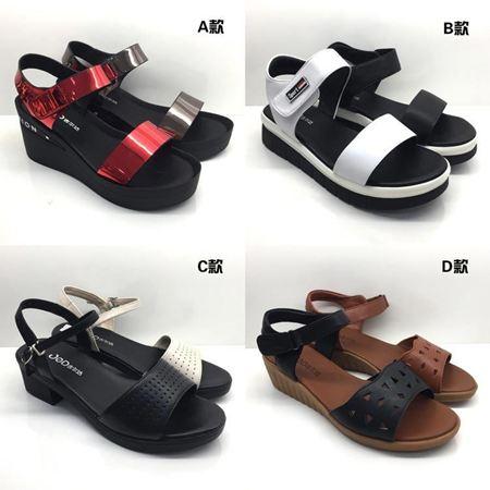 吉尔达专柜品牌特惠249一口价女士凉鞋夏2017新款