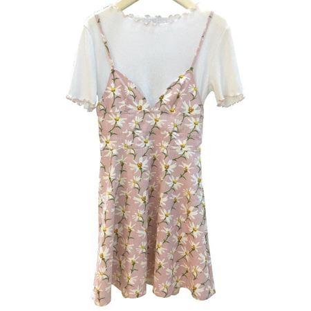 嘉蜜套装连衣裙172178362 粉色