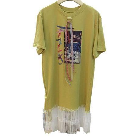 嘉蜜连衣裙172275044 黄色