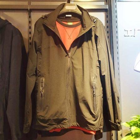 乐菲图梭织单衣A02517