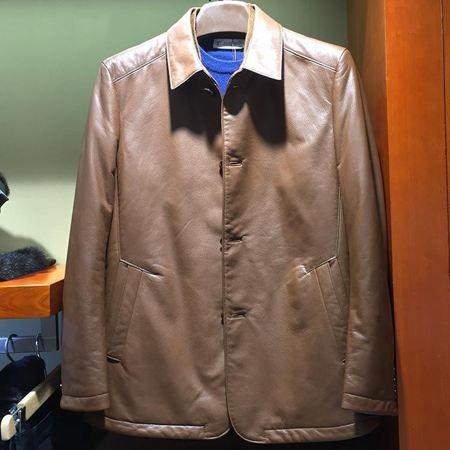 绅浪皮衣 JNK-3403279AT  新款上市