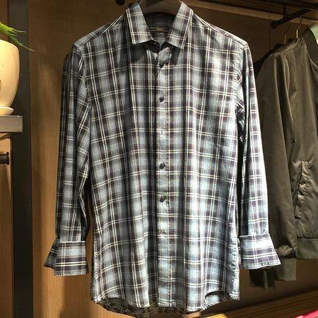 罗蒙长袖衬衫 5C61583  新款上市
