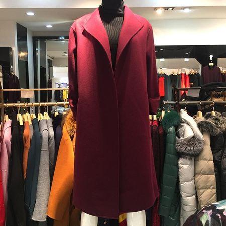 慕托丽 羊毛大衣 MQ8194577911W021 新款上市