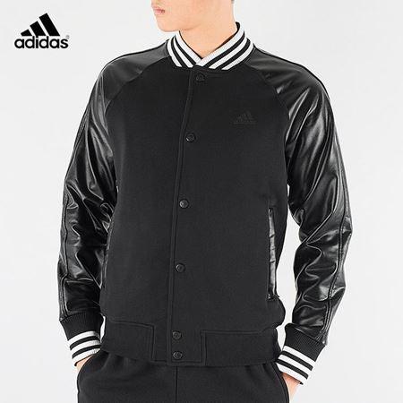 adidas 阿迪达斯 男子夹克外套 休闲棒球运动服BQ5627