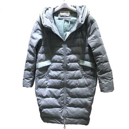 依伽依佳棉衣17DM014 绿色 2017冬季新款