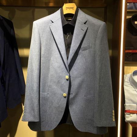 美尔雅男式西服 1100496 春季新款