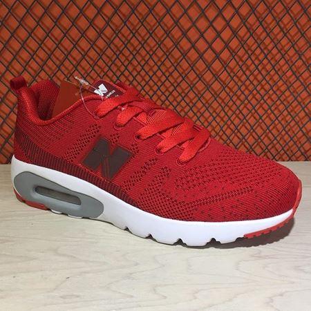 纽巴伦女士复古鞋 N73724556-3 亮红/里约红