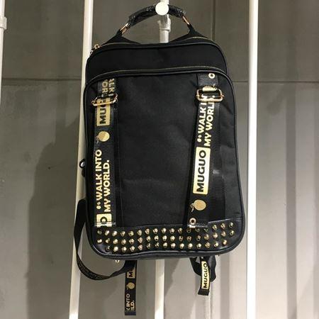 木果果木包包M60DZ023 黑色 2018年新款