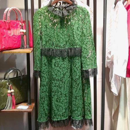 艾菲 连衣裙 180033 春季新款