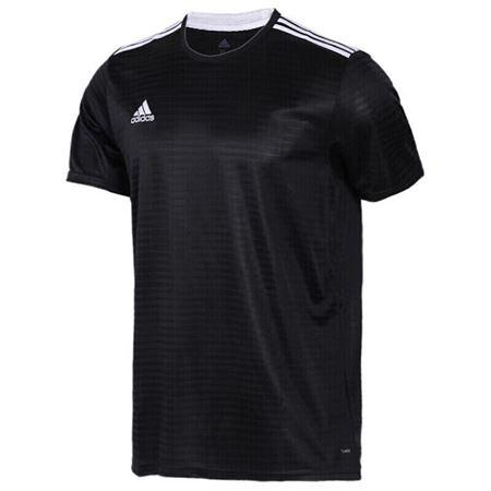 阿迪达斯ADIDAS 2018夏季 男子 CONDIVO18  短袖T恤 CF0682
