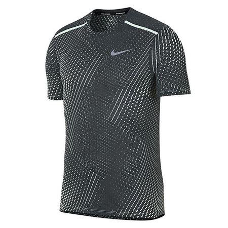 Nike耐克男装2018夏季新款短袖DRI-FIT速干运动跑步休闲T恤910837-010