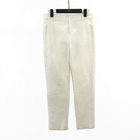 佧茜文 裤子 白色 17101B7441087