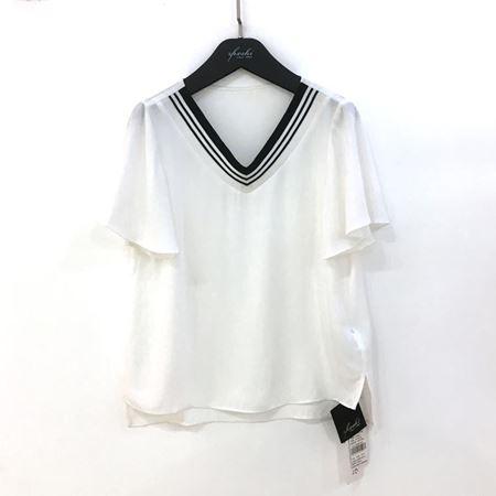 朝花夕拾 上衣 82F138 白色 夏季新品