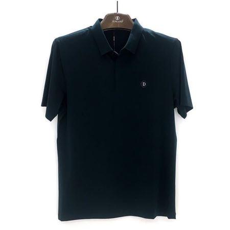 绅浪短袖T恤衫SO-559-2 墨绿色 2018夏季新款