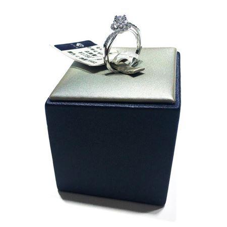 金伯利 Au750金钻石戒指 10368751B