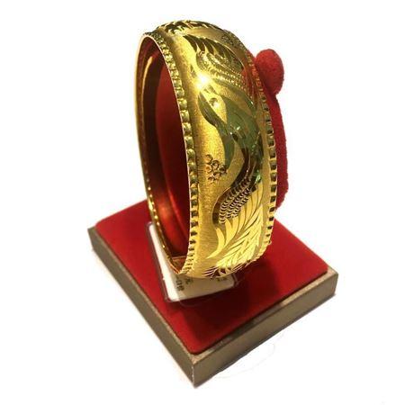 中国黄金 金916手镯 0027-822NHG891Z003