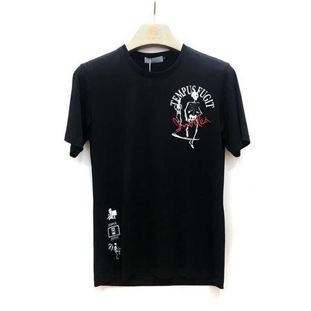 宝马 T恤 B18-8228 黑色 2018年夏季新款
