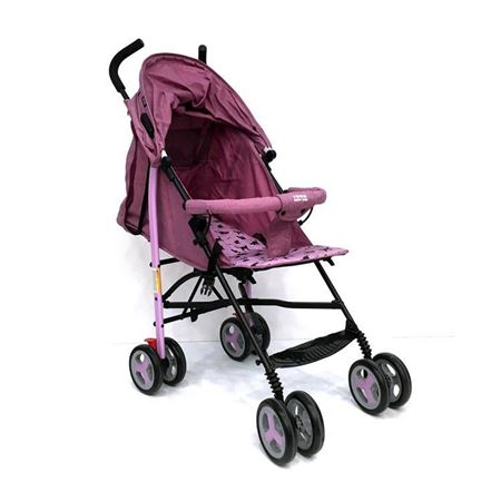 好孩子 童车 紫色 特惠一口价