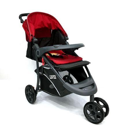 好孩子 童车 5045001 红色 三轮童车 特价8折