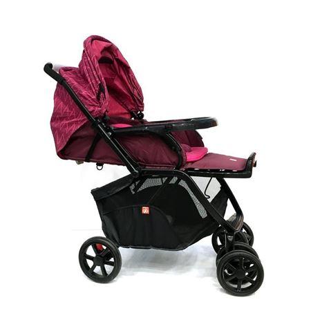 好孩子 童车 5045001 紫红 特价8折