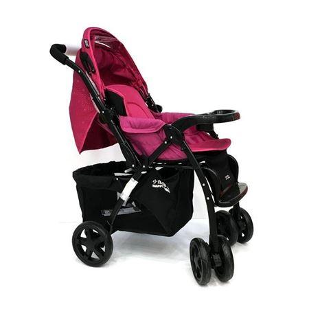 好孩子 童车 5045001 紫红 特价一口价