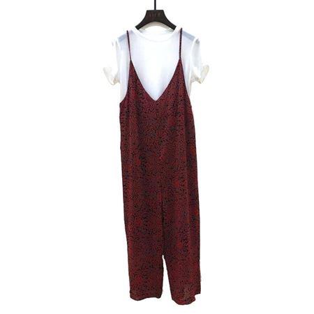 艾菲 连衣裙裤 180017夏季新款