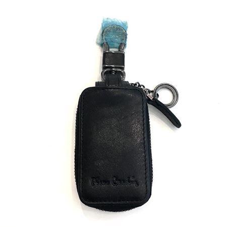 皮尔卡丹 男士钥匙包C7B517092-57A 黑色 2018年新款