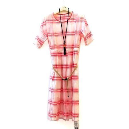 依伽依佳 连衣裙 18XLO66 红色 夏季新款