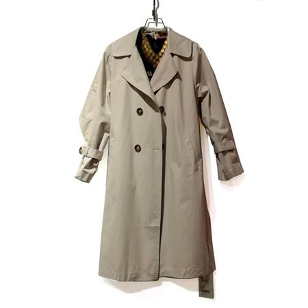 诺兰贝尔 风衣 米色 100%棉 1193F5570