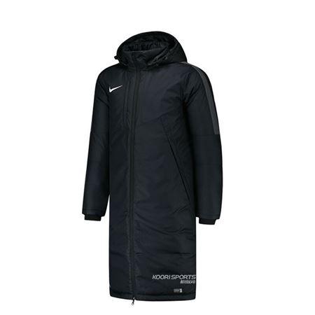 Nike耐克中超长款连帽棉服防风轻便保暖加厚棉衣男子外套AR4502 AR4502-010