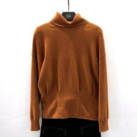 佧茜文 线衫(针织品) 17810B7522125 南香橙