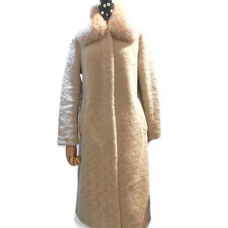度歌 羊毛服饰大衣 JC019 2018年冬季新款