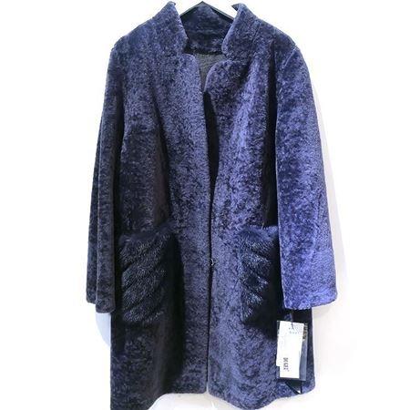 度歌 羊绒大衣 1706 驼色  2018年冬季新款