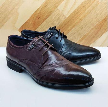 七匹狼鞋业 休闲男鞋8383681343 黑色/棕色