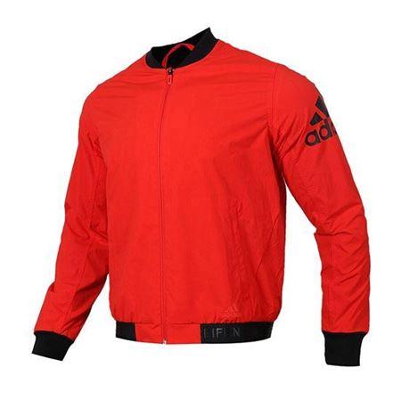 Adidas阿迪达斯男装外套休闲立领夹克DW4618