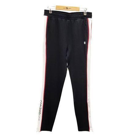 肯拓普(CAN·TORP)女式针织裤 C112886601 黑色 全码 专柜正品
