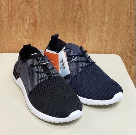 肯拓普男式休闲鞋T111791116 深蓝/黑色