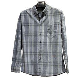 马可·莱登休闲衬衫19619  灰色/蓝色 2019夏季新款特惠