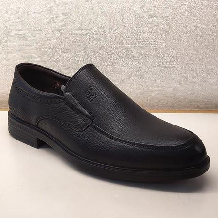骆驼男式皮鞋 A293263079 黑色 2019秋季新款
