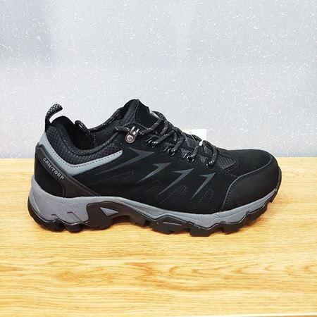 肯拓普男式登山鞋C131891007 黑色 2019秋款